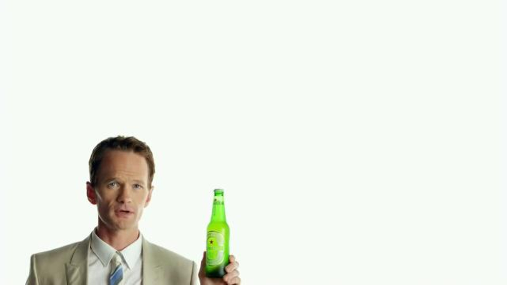 Heineken Light TV Commercial, 'Rules' Featuring Neil Patrick Harris