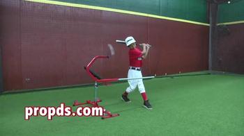 Pro Power Drive Swing Trainer Tee TV Spot - Thumbnail 3
