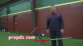 Pro Power Drive Swing Trainer Tee TV Spot - Thumbnail 5