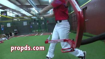 Pro Power Drive Swing Trainer Tee TV Spot - Thumbnail 6
