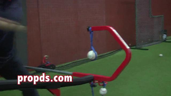 Pro Power Drive Swing Trainer Tee TV Spot - Thumbnail 8