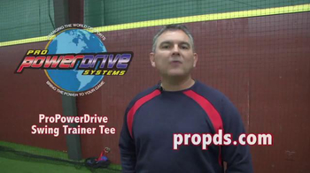 Pro Power Drive Swing Trainer Tee TV Spot - Thumbnail 9
