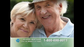 Liberty Home Equity Solutions Reverse Mortgage TV Spot