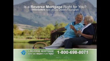Liberty Home Equity Solutions Reverse Mortgage TV Spot - Thumbnail 2