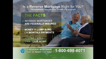 Liberty Home Equity Solutions Reverse Mortgage TV Spot - Thumbnail 3