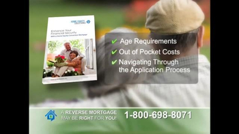 Liberty Home Equity Solutions Reverse Mortgage TV Spot - Thumbnail 4