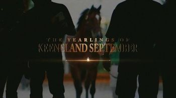 Keeneland TV Spot, 'The Yearlings of Keeneland September' - 13 commercial airings