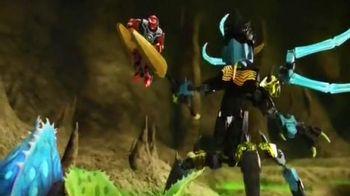 LEGO Hero Factory TV Spot, 'Combat Machine vs. Queen Beast'