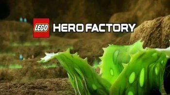LEGO Hero Factory TV Spot, 'Combat Machine vs. Queen Beast' - Thumbnail 1