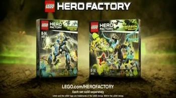 LEGO Hero Factory TV Spot, 'Combat Machine vs. Queen Beast' - Thumbnail 10