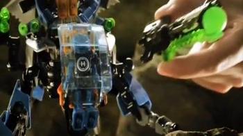 LEGO Hero Factory TV Spot, 'Combat Machine vs. Queen Beast' - Thumbnail 4