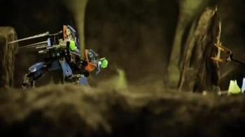 LEGO Hero Factory TV Spot, 'Combat Machine vs. Queen Beast' - Thumbnail 5