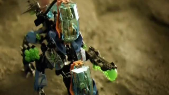 LEGO Hero Factory TV Spot, 'Combat Machine vs. Queen Beast' - Thumbnail 6