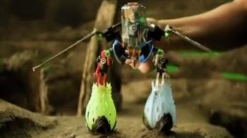 LEGO Hero Factory TV Spot, 'Combat Machine vs. Queen Beast' - Thumbnail 7