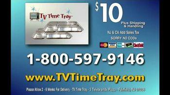 TV Time Tray TV Spot