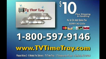 TV Time Tray TV Spot - Thumbnail 10