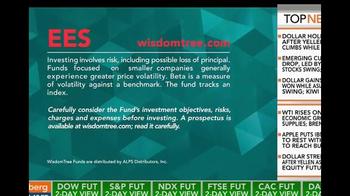 WisdomTree TV Spot, 'SmallCap Earnings Fund' - Thumbnail 10