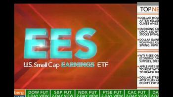 WisdomTree TV Spot, 'SmallCap Earnings Fund' - Thumbnail 7
