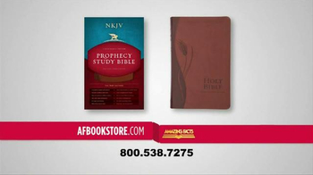 Amazing Facts Bookstore Prophecy Study Bible TV Spot - Thumbnail 9