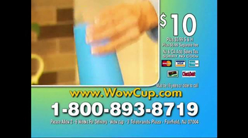 Wow Cup TV Spot - Thumbnail 10