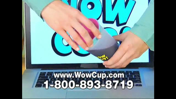 Wow Cup TV Spot - Thumbnail 6