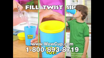 Wow Cup TV Spot - Thumbnail 7