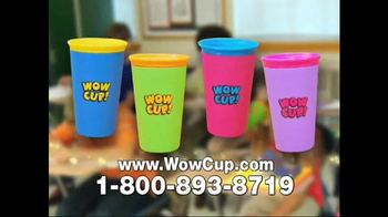 Wow Cup TV Spot - Thumbnail 8