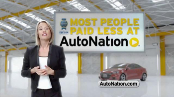 AutoNation Model Year End Sale TV Spot, 'Dodge Comparisons' - Thumbnail 10
