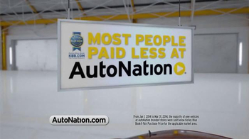 AutoNation Model Year End Sale TV Spot, 'Dodge Comparisons' - Thumbnail 4