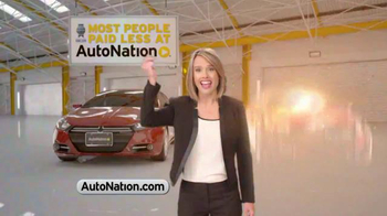 AutoNation Model Year End Sale TV Spot, 'Dodge Comparisons' - Thumbnail 5