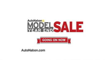 AutoNation Model Year End Sale TV Spot, 'Dodge Comparisons' - Thumbnail 9