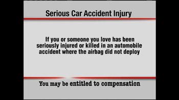 Pulaski & Middleman TV Spot, 'Serious Car Accident Injury' - Thumbnail 2