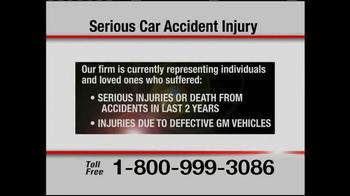 Pulaski & Middleman TV Spot, 'Serious Car Accident Injury' - Thumbnail 4