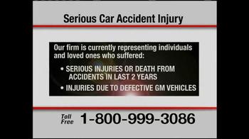 Pulaski & Middleman TV Spot, 'Serious Car Accident Injury' - Thumbnail 5