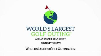 Billy Casper Golf TV Spot, '2014 World's Largest Golf Outing' - Thumbnail 9