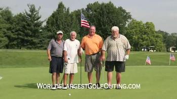 Billy Casper Golf TV Spot, '2014 World's Largest Golf Outing' - Thumbnail 1