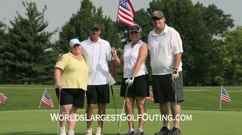 Billy Casper Golf TV Spot, '2014 World's Largest Golf Outing' - Thumbnail 2