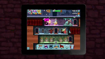 Adult Swim Games TV Spot, 'Castle Doombad' - Thumbnail 4