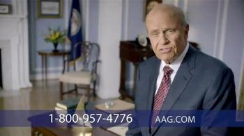 American Advisors Group TV Spot, 'The Best Advice for a Better Life' - Thumbnail 4
