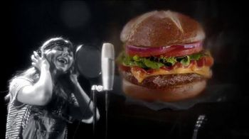 Wendy's Pretzel Bacon Cheeseburger TV Spot, 'To Be With You' - 2892 commercial airings