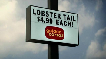 Golden Corral TV Spot, 'Lobster Tail Explosion' - Thumbnail 6