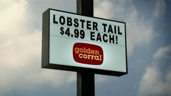 Golden Corral TV Spot, 'Lobster Tail Explosion' - Thumbnail 6