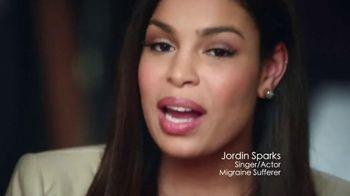 Excedrin TV Spot, 'Jordin Sparks' First Migraine' Featuring Jordin Sparks - 4632 commercial airings