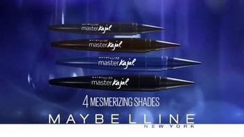 Maybelline New York Master Kajal TV Spot, 'Smoldering Eyes' - Thumbnail 9