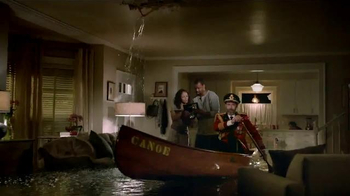 Hotels.com TV Spot, 'Flood' - 2279 commercial airings
