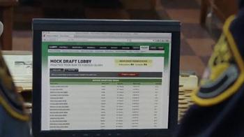 ESPN Fantasy Football TV Spot, 'Rookie Mistake' - Thumbnail 4