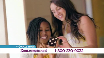 X Out TV Spot, \'Back to School\'