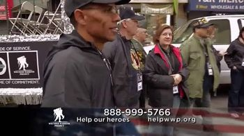 Wounded Warrior Project TV Spot, 'Veterans Parade'