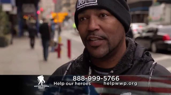 Wounded Warrior Project TV Spot, 'Veterans Parade' - Thumbnail 4