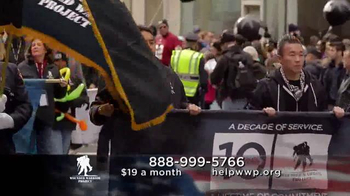Wounded Warrior Project TV Spot, 'Veterans Parade' - Thumbnail 6